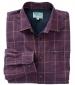 Fleece Lined Shirt Bramble