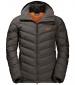 Fairmont Mens Jacket Brownstone