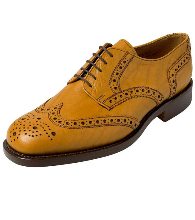 Hoggs Stirling (rubber soled)