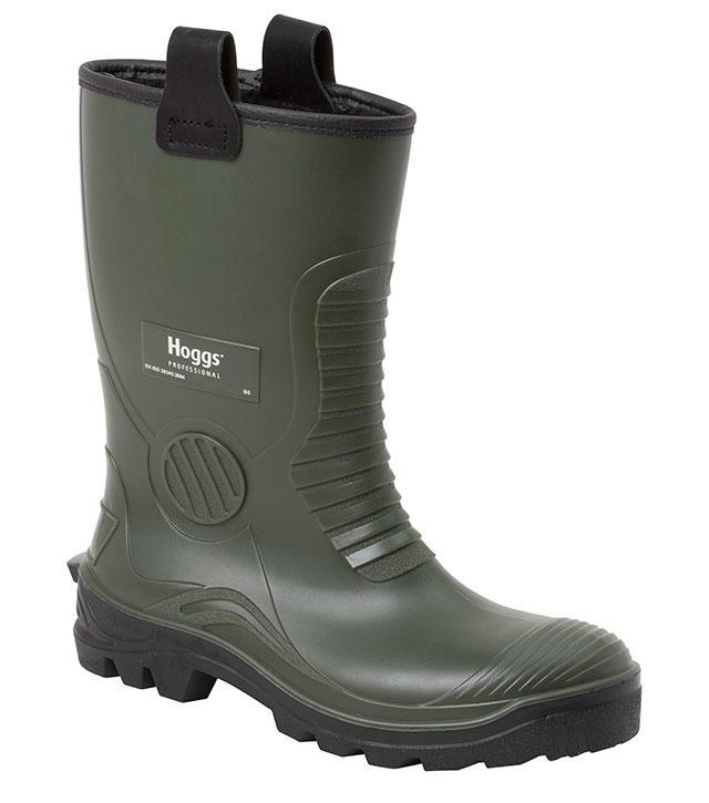 Aqua-Tuff Safety Rigger Boots