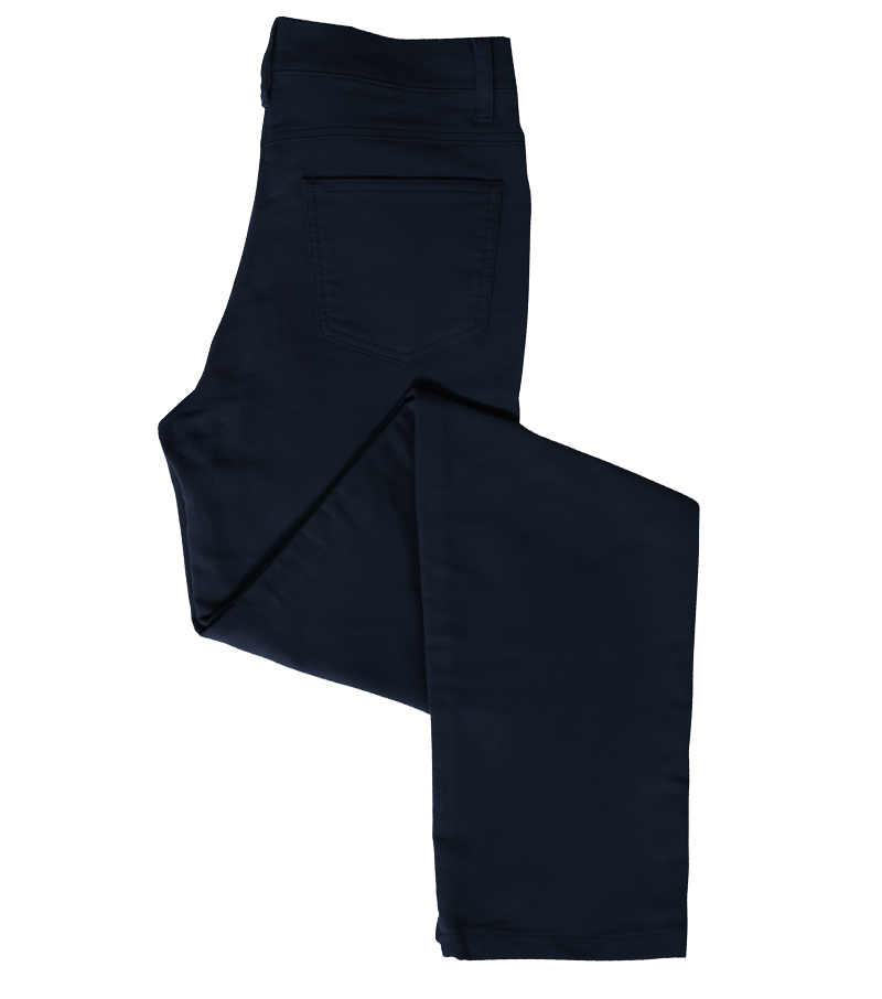 Ladies Moleskin Jeans - straight leg
