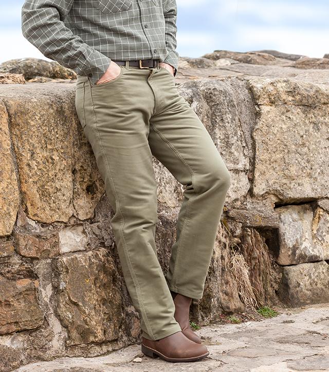 Hoggs Moleskin Jeans