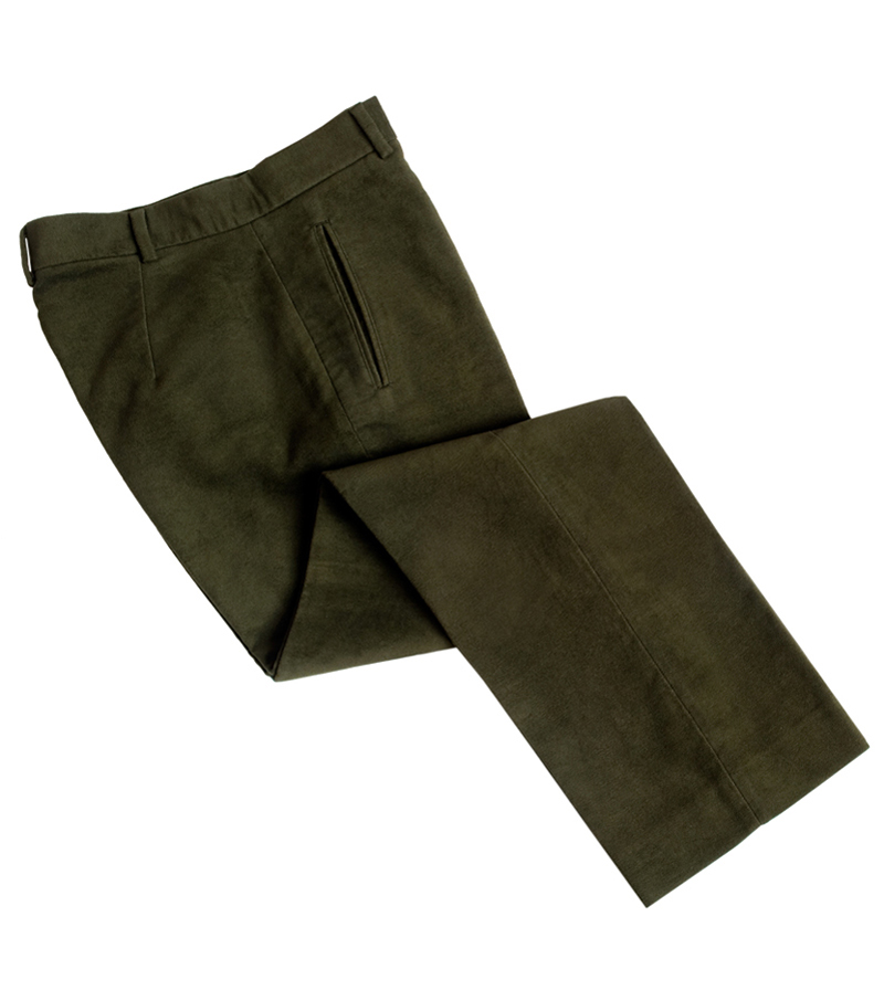 Stretch Moleskin Trouser