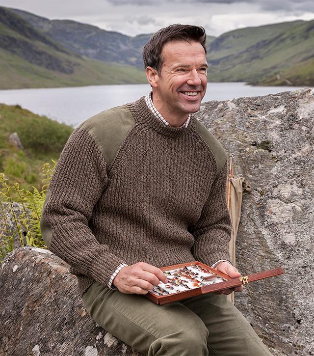 Falkland Chunky Lambswool Knit