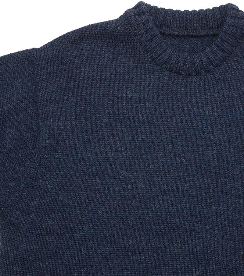 Shetland Heavyweight Pullover