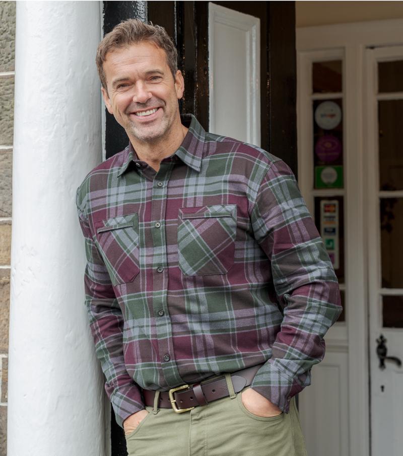 Countrysport Flannel Shirt
