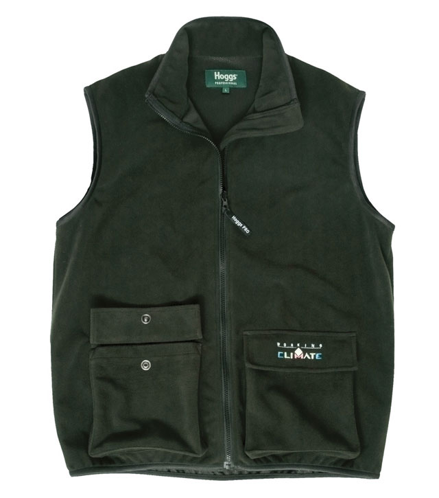 Working Climate Windproof Gilet