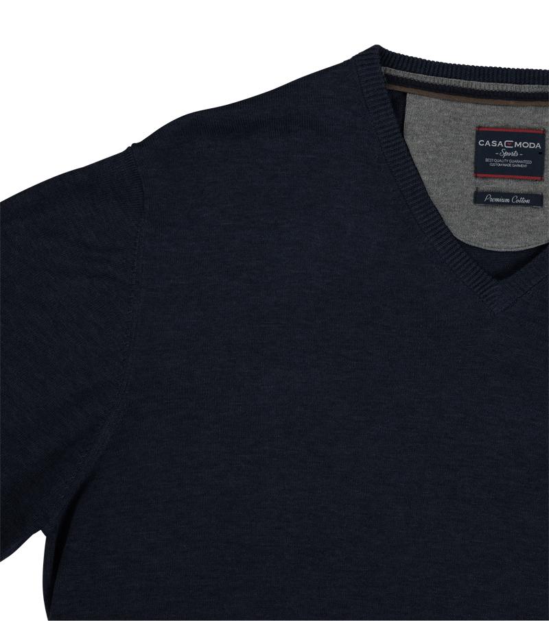 bf19e8df23e Casa Moda V-Neck Sweater