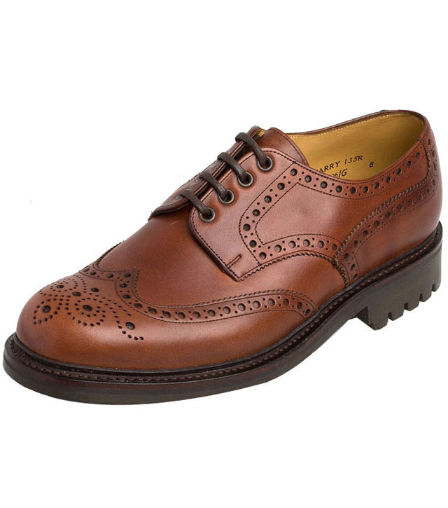 Hoggs Glengarry Country Brogue