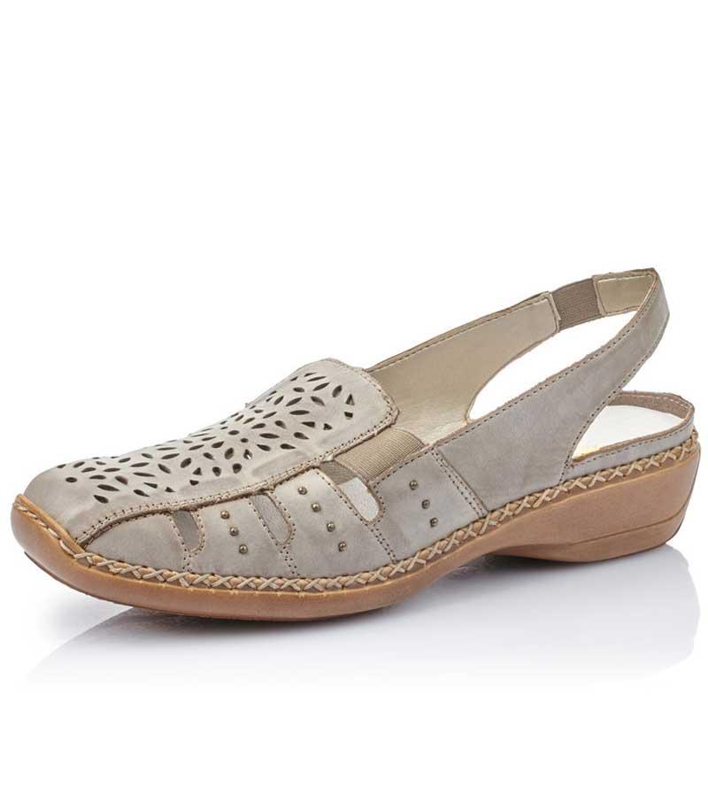 Slingback Shoe