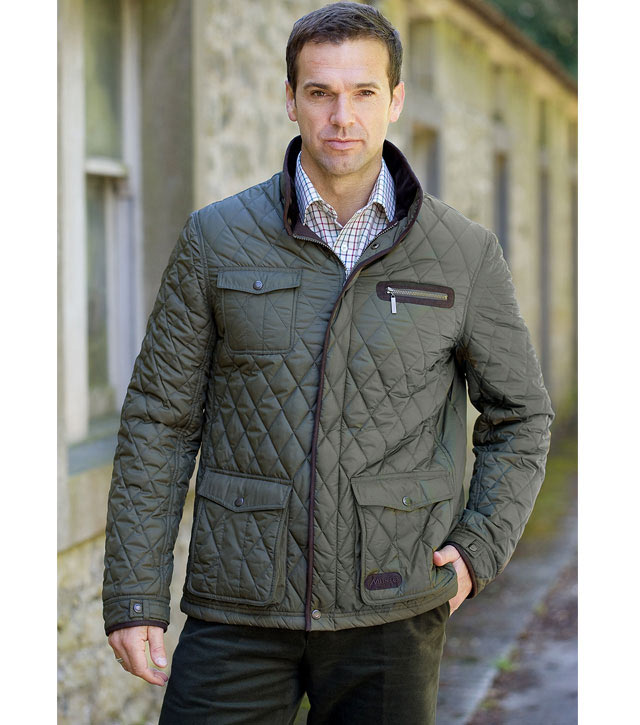 Musto Kingston Quilted Jacket by Musto | Casual Jackets from Fife ... : musto quilted jacket - Adamdwight.com