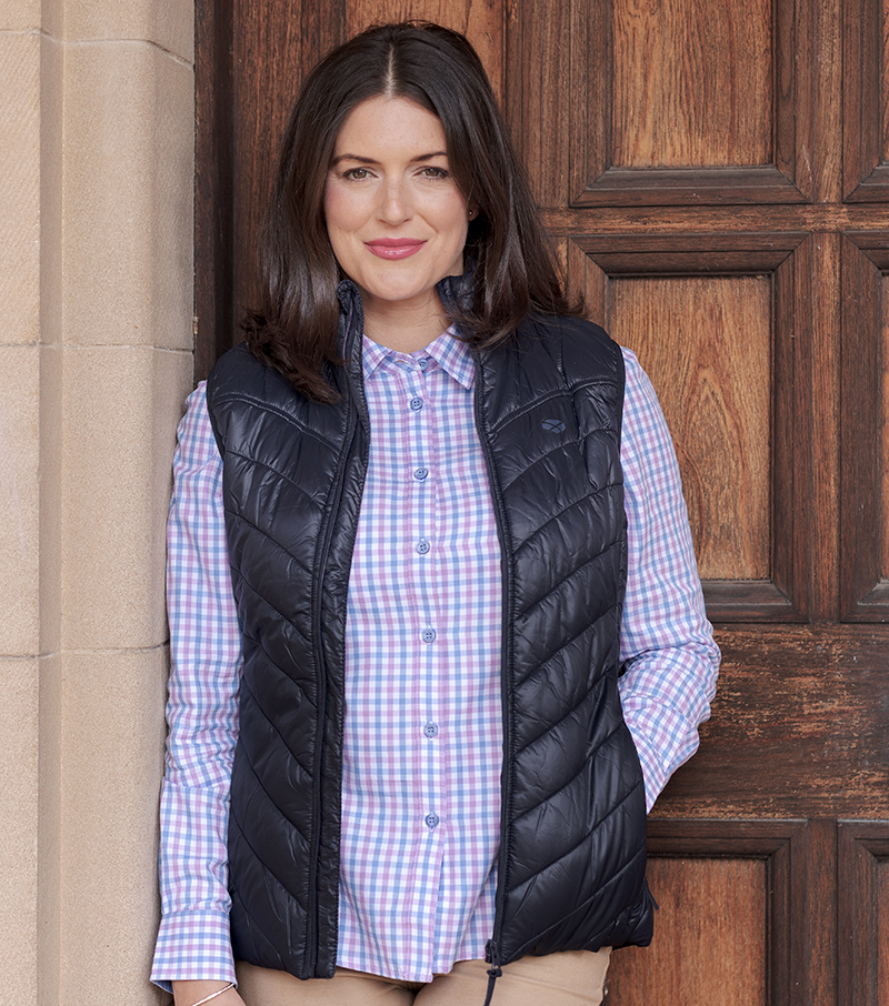 Millie Ladies Padded Gilet