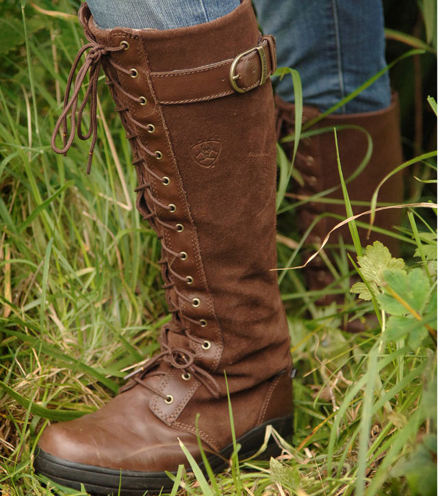 Ariat Coniston Waterproof Boot by Ariat | Country and Walking ...