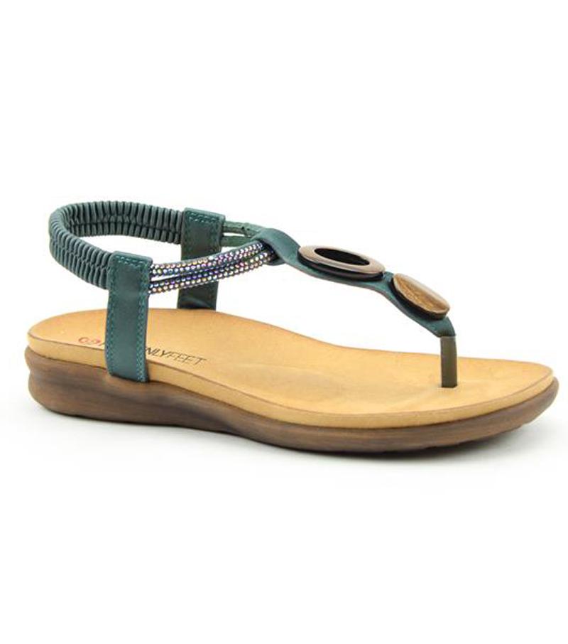 Honeydew Sandal