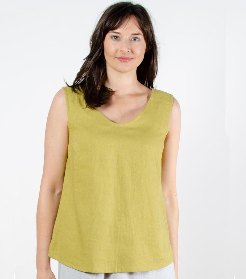 Wildflower Plain Vest