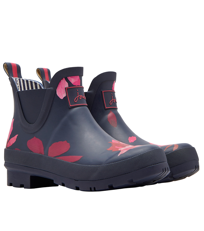 Wellibob Short Boot By Joules Boots From Fife Country