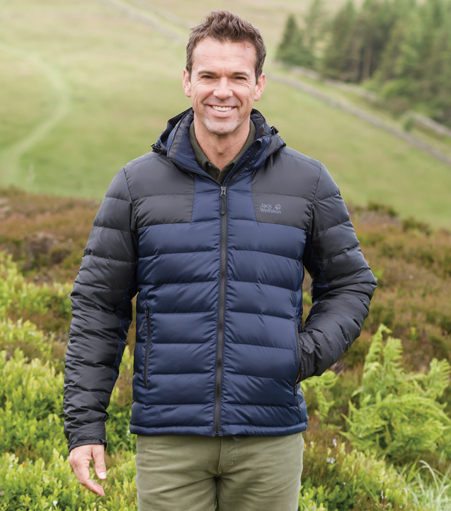Greenland Mens Jacket By Jack Wolfskin Casual Jackets