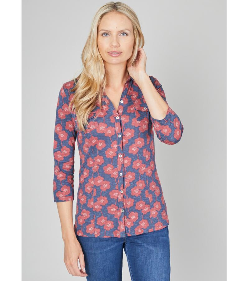 Cotton Slub Shirt