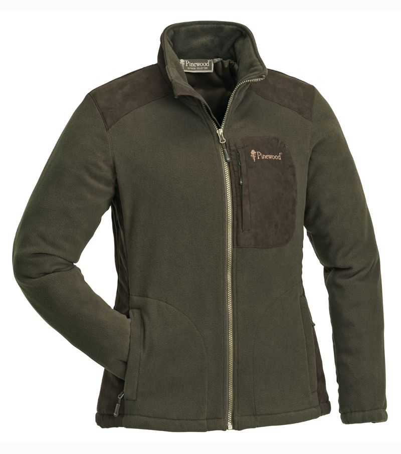 Ladies Waterproof Fleece