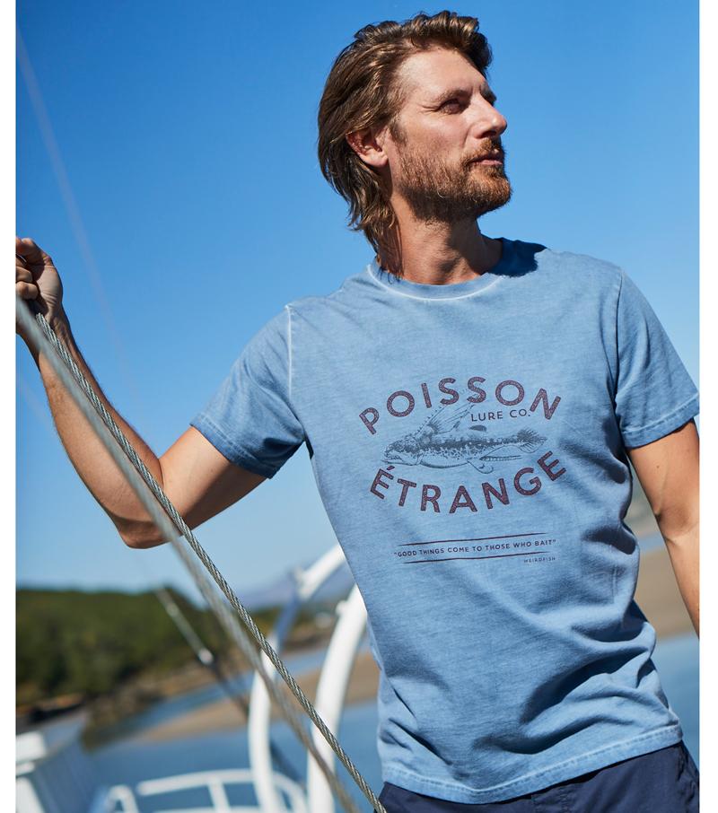 Poisson Branded TShirt