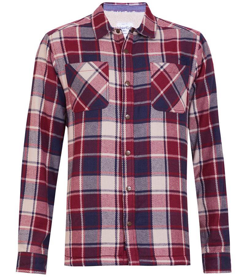 Stoltz Fleece Lined Shirt
