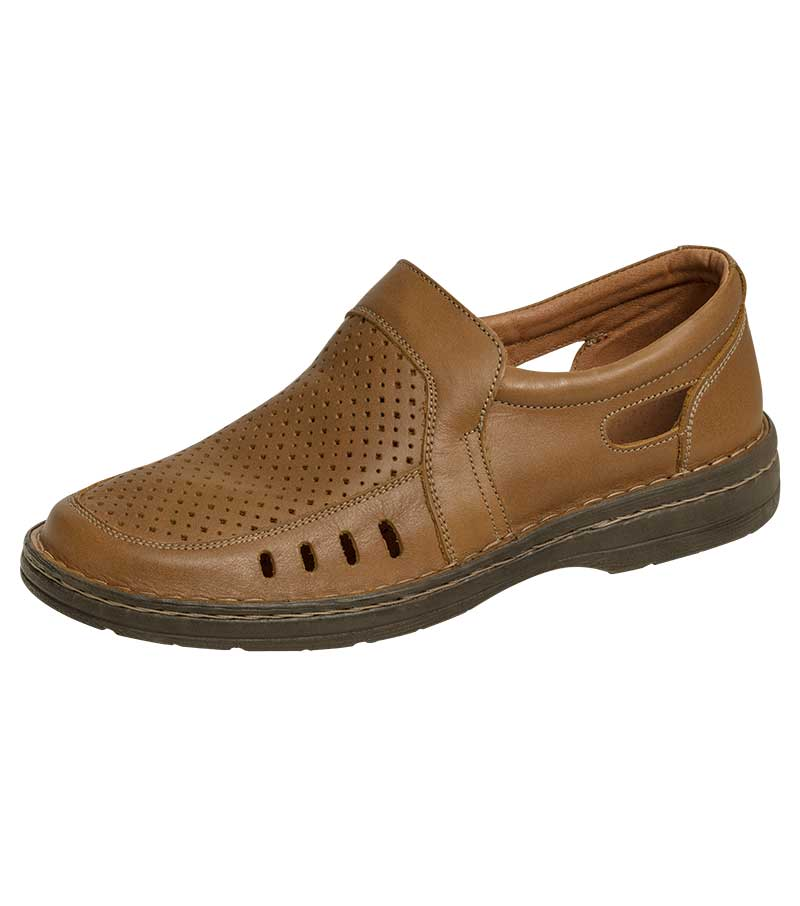 Leather Summer Shoe