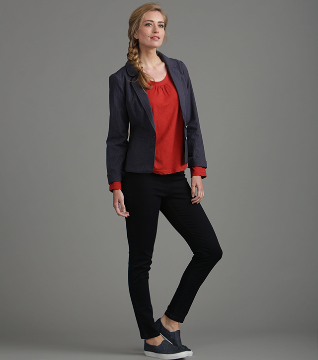 47c8ec3530758 Bosvenning Jeggings by Seasalt | Trousers from Fife Country