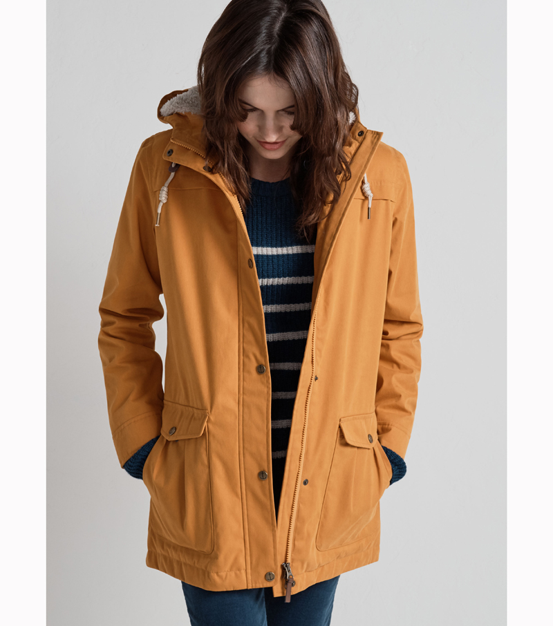 Tiller Waterproof Coat By Seasalt Outerwear From Fife
