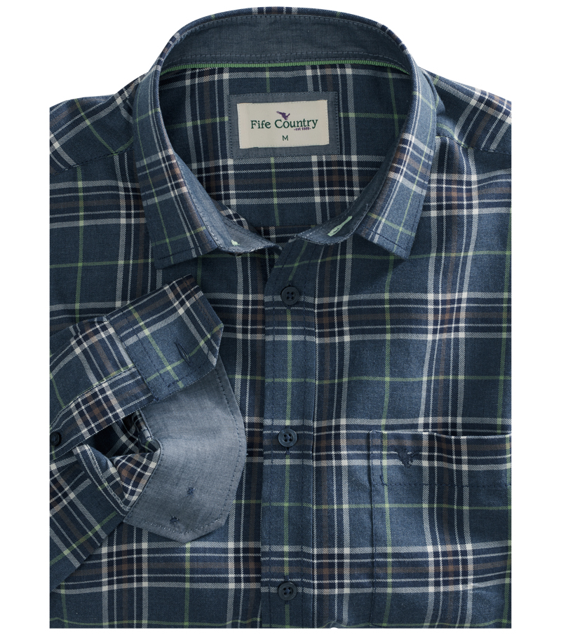Banff Plaid Shirt