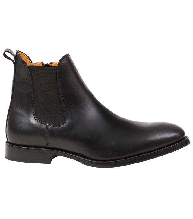 Side-Zip Dealer Boots