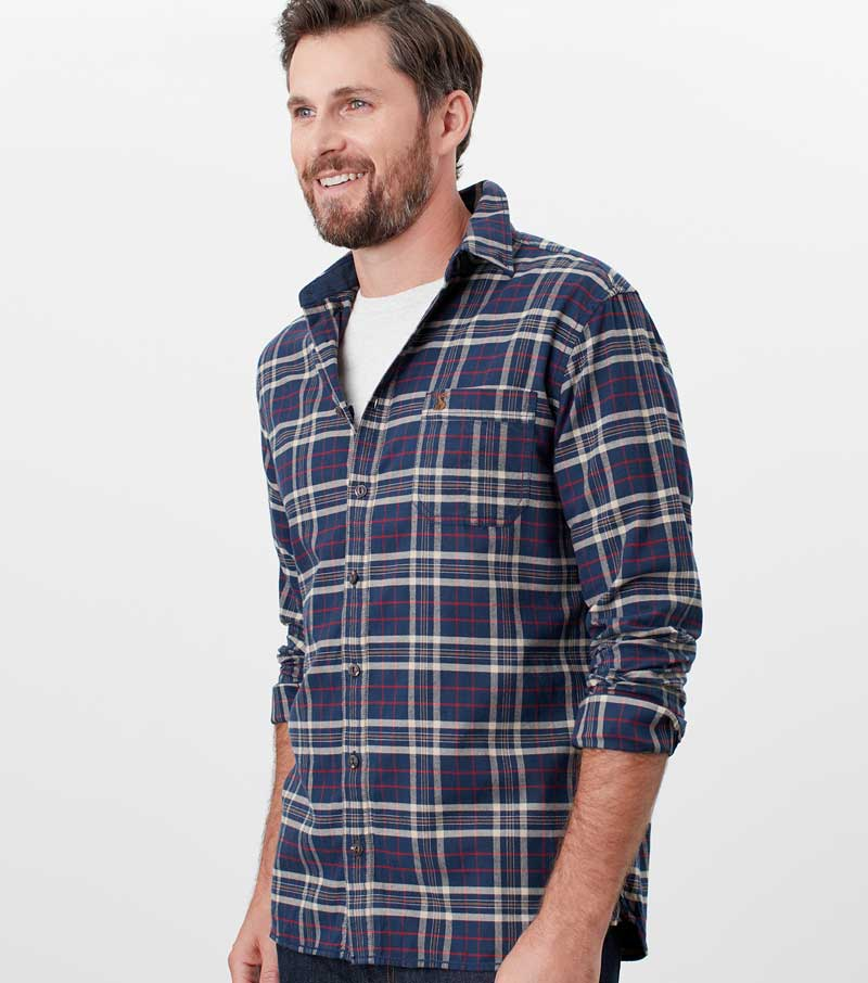 Buchannan Flannel Shirt