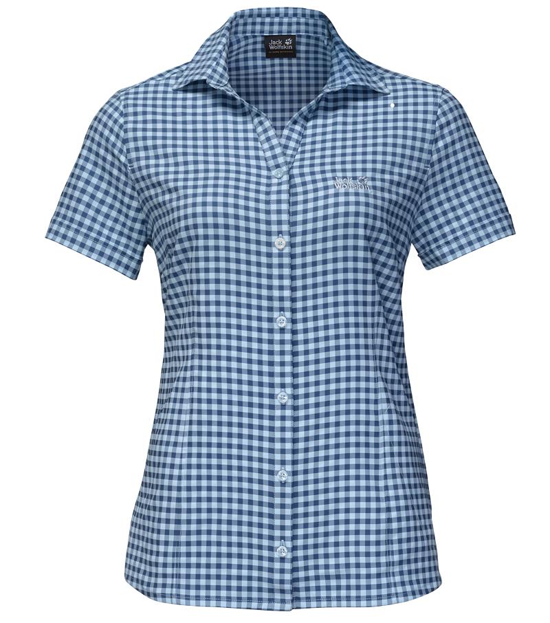 Kepler Check Ladies Shirt