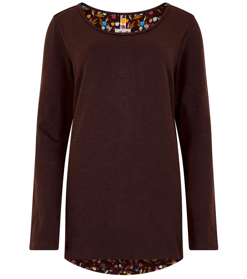 Jamila Printed Jersey T-Shirt