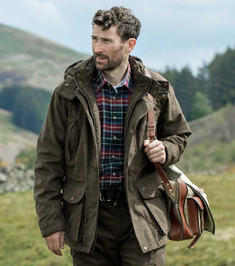 Rannoch Waterproof Field Jacket