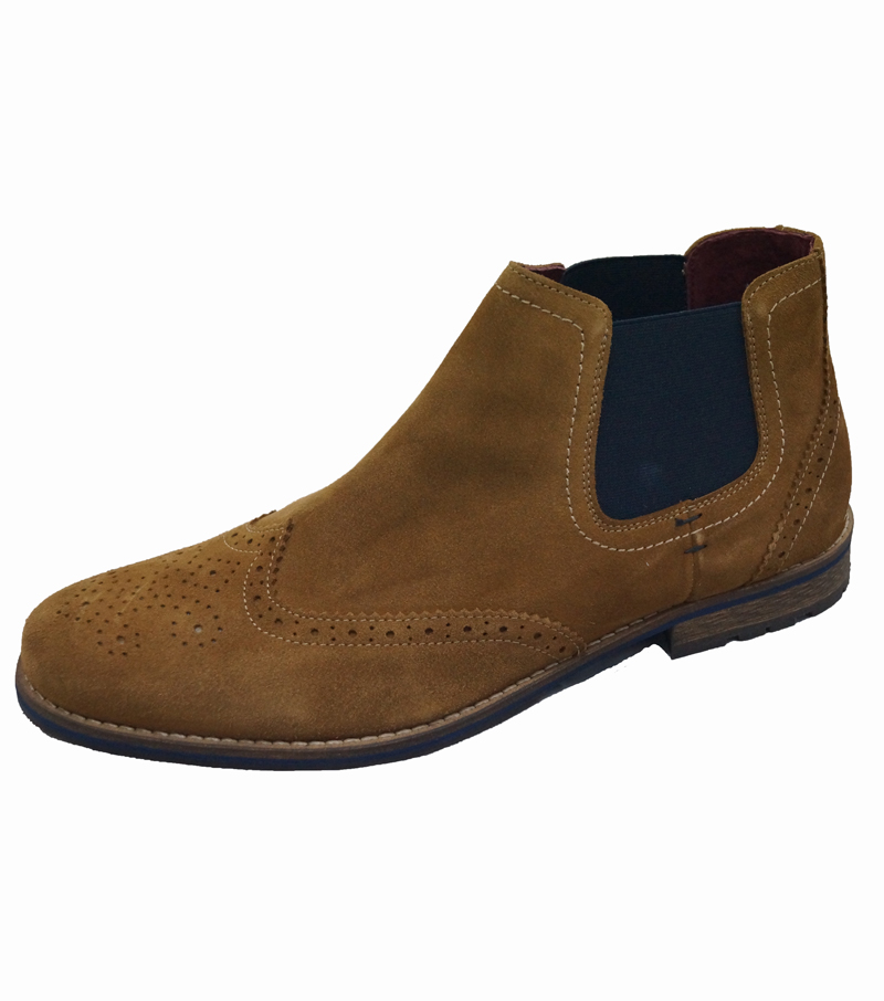 Brogue Dealer Boot