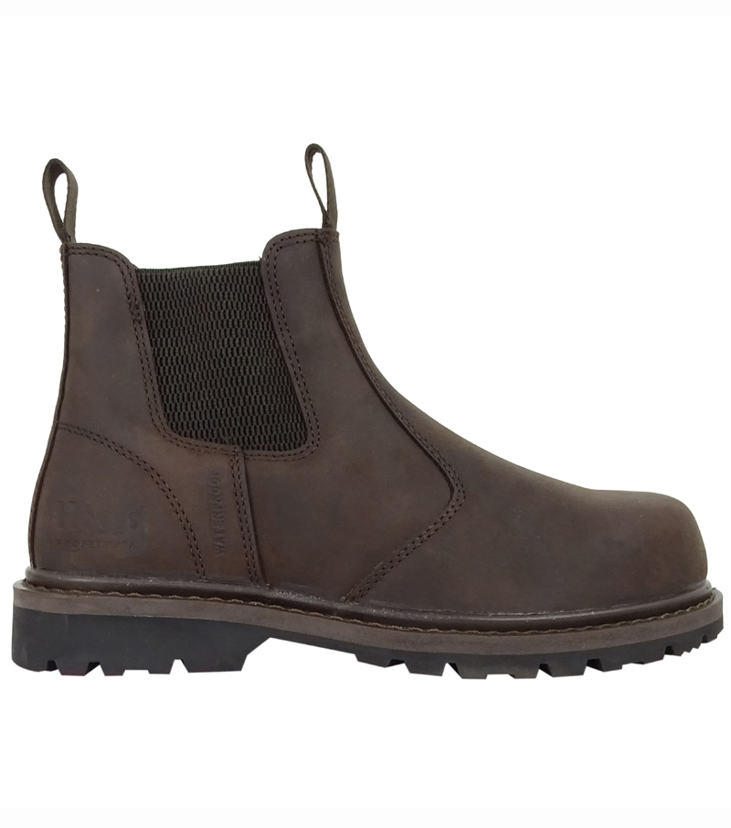 Zeus Safety Dealer Boot