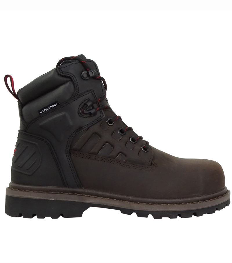 Hercules Safety Lace Boot
