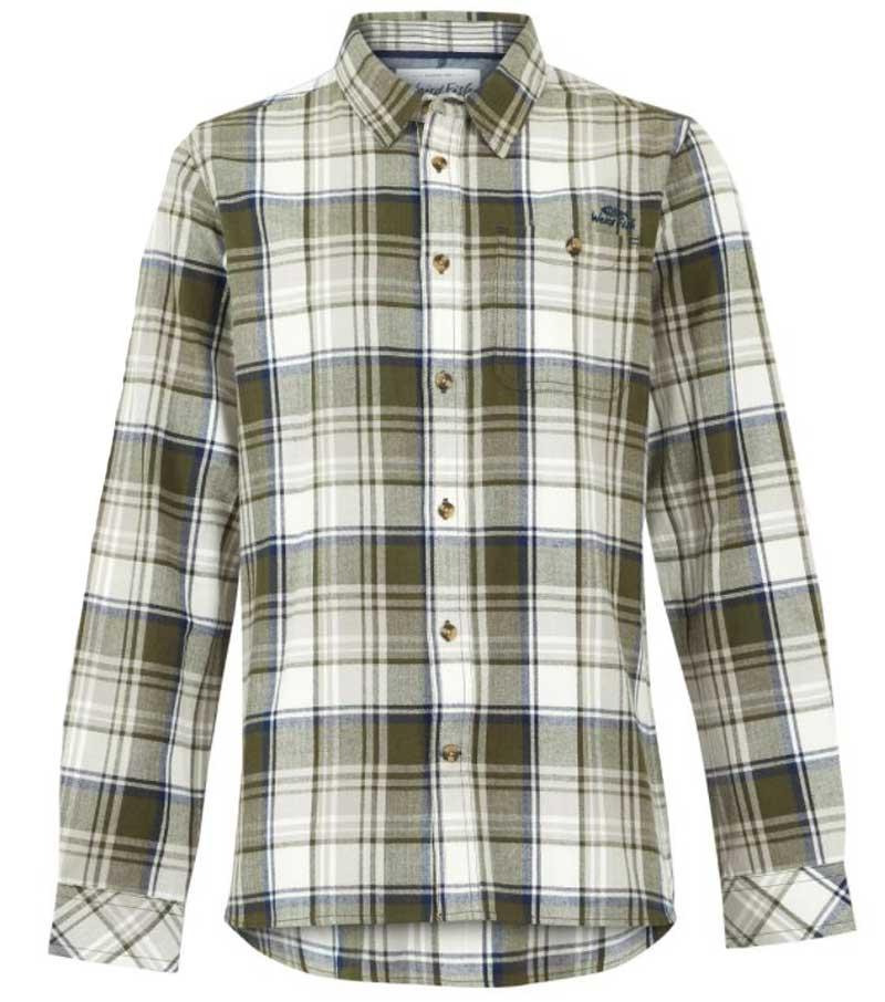 Sedona Herringbone Shirt