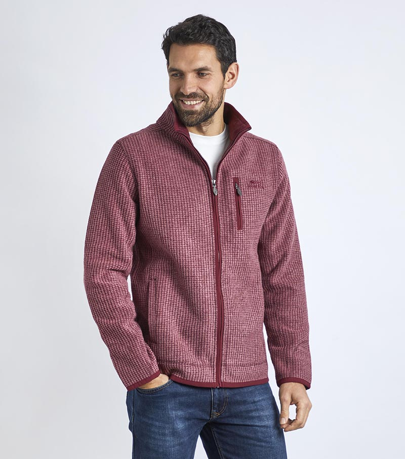 Rossten Full Zip Fleece