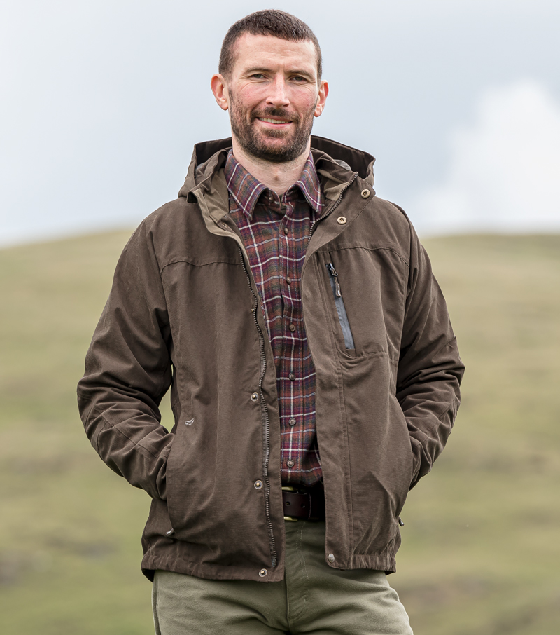 Struther Jacket