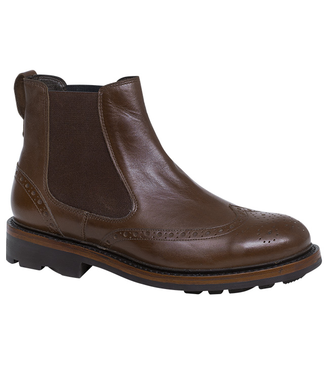 Turnberry Brogue Dealer Boot