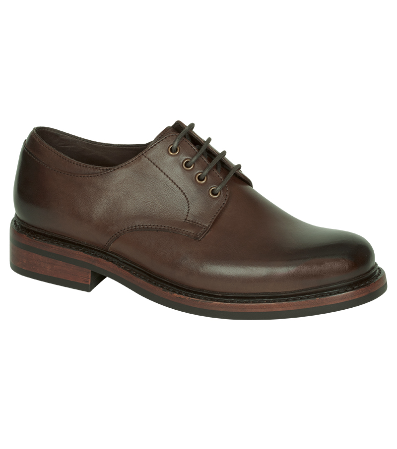 Troon Calf Derby shoe
