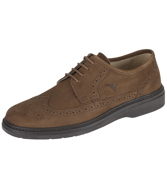 lightweight suede brogue casual shoes and boots from