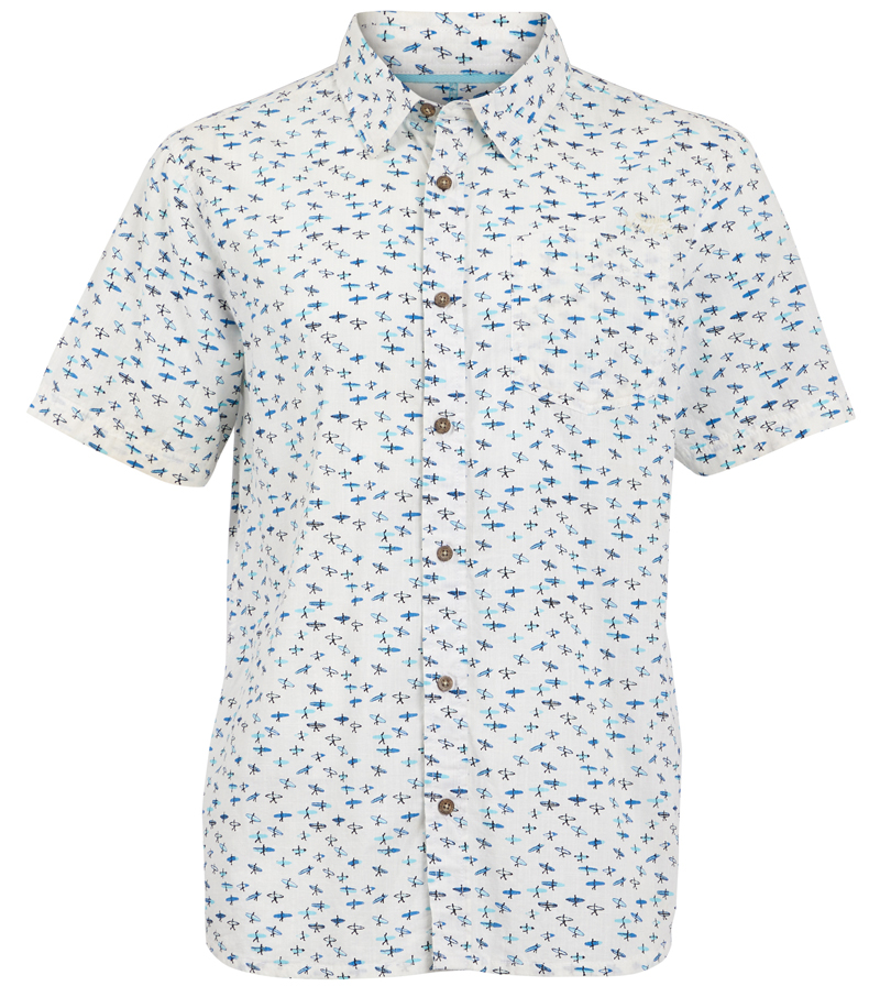 Elm Short Sleeve Shirt