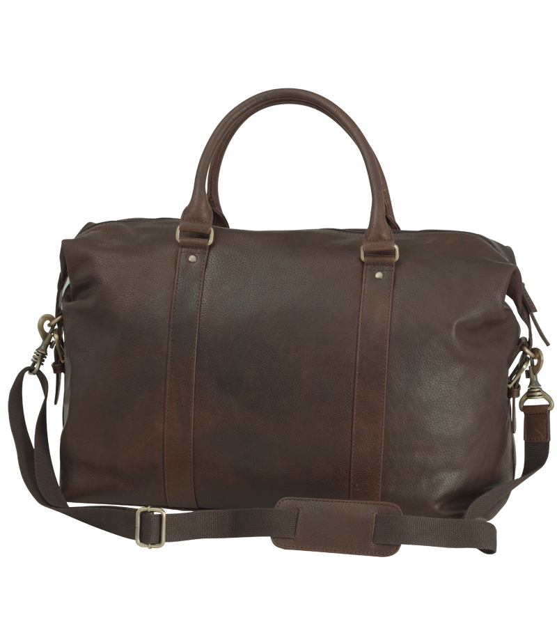 Holdall with Removable Strap