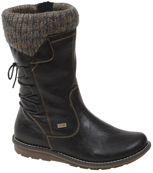Fleecy Lined Winter Boot
