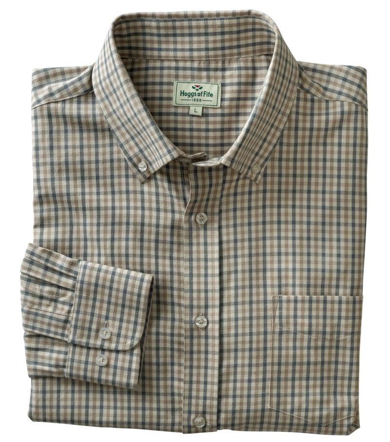 Upton Check Shirt