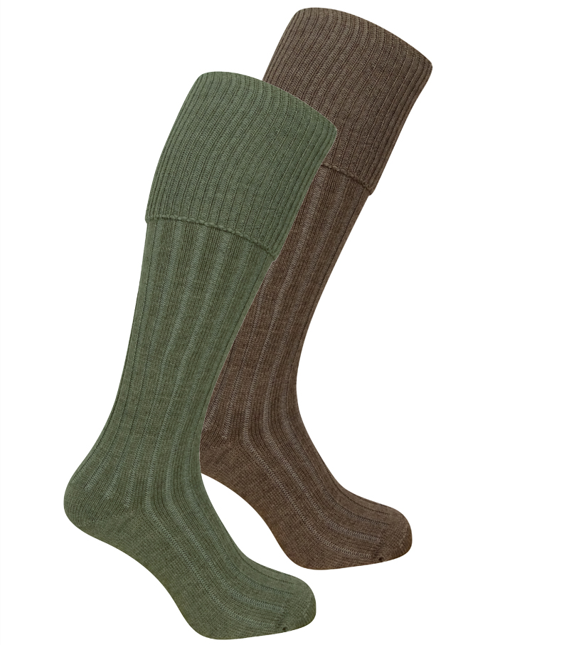 Luxury Knee Length Stocking