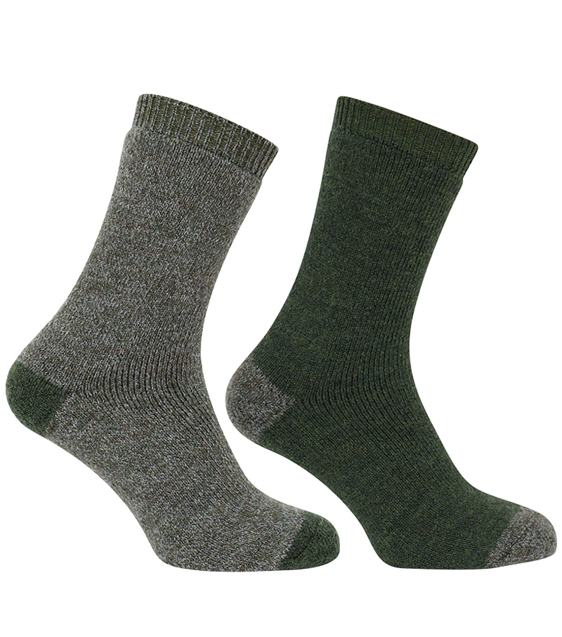 Country Short Sock Twinpack