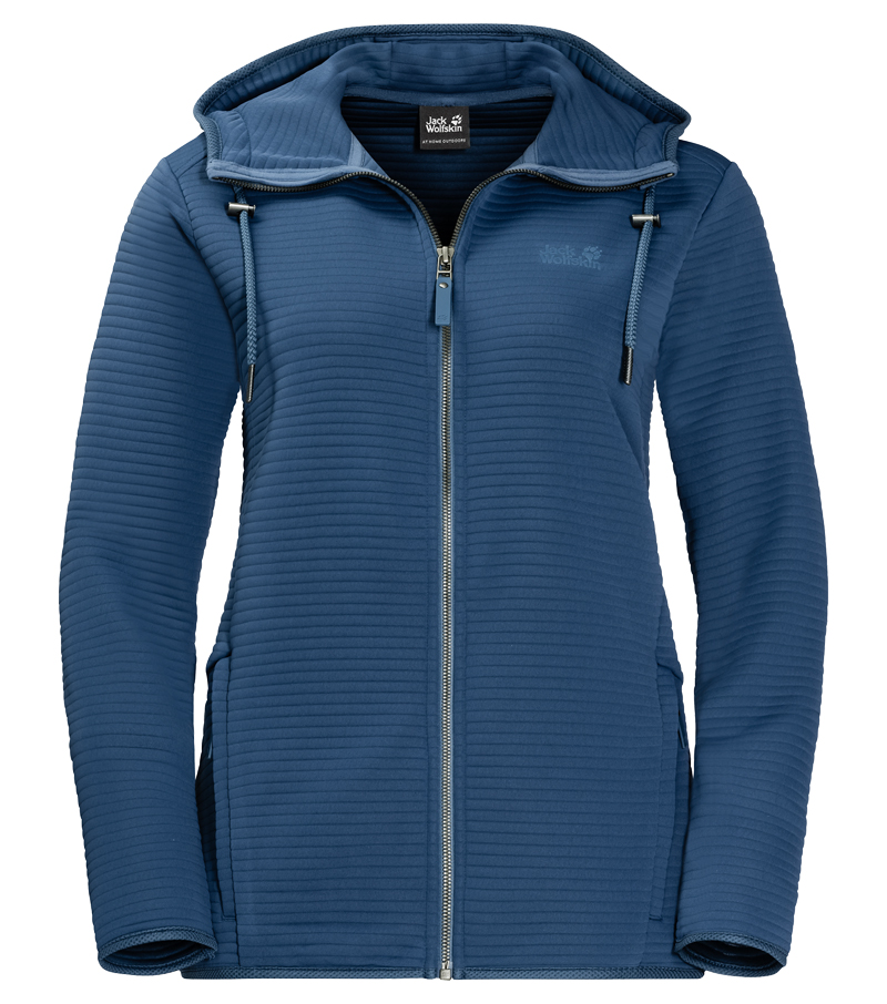 Modesto Hooded Womans Jacket